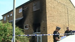 Flat fire in Stubbington
