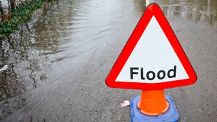 A number of flood alerts have been issued by the Environment Agency following heavy rain.