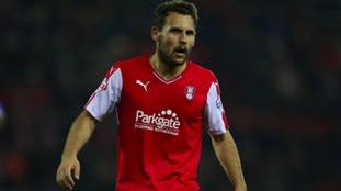 Tony Andreu is back at Norwich City.