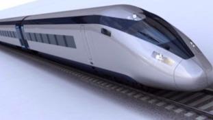 HS2 model