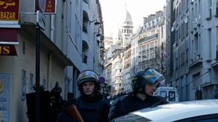 Paris police station shooting: What we know so far