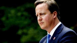 Prime Minister, David Cameron
