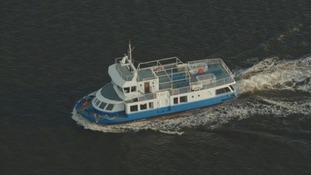 shields ferry