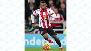 Sunderland's Jermain Defoe.