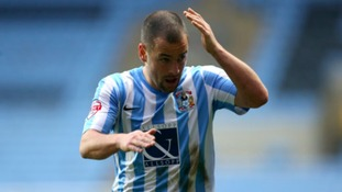 Coventry sign Joe Cole on a free transfer from Aston Villa