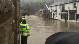 flood shots