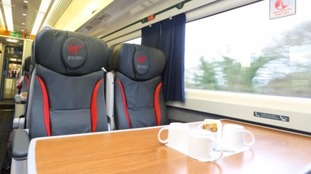 East Coast mainline trains are to be given a makeover