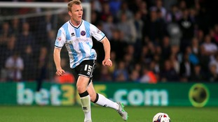 Mark Ellis has moved to the Blues from Shrewsbury.