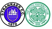 Stranraer FC, Celtic FC.