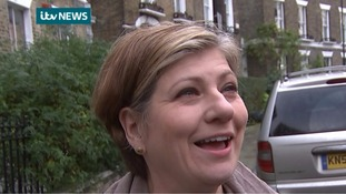 Emily Thornberry tells ITV News: I don't know why Jeremy Corbyn gave me shadow defence job