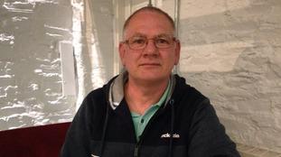 William Hush is a former employee of Hawick Knitwear.