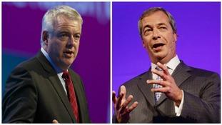 How to watch the Carwyn Jones/Nigel Farage debate online and on TV