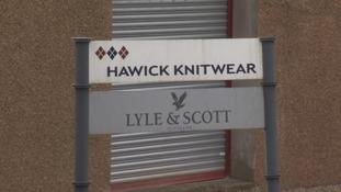 Hawick Knitwear.
