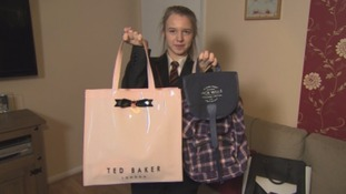 School bans pupils from carrying 'inappropriate' designer handbags