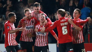 Exeter City earn replay at Anfield after 2-2 thriller
