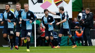 FA Cup match report: Wycombe Wanderers 1-1 Aston Villa