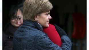 Sturgeon announces £12m of funding to help Scottish flood victims