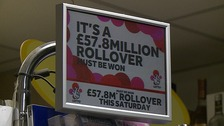 It's a £57.8M rollover