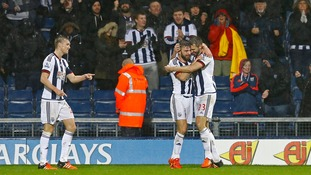 FA Cup match report: West Brom 2-2 Bristol City