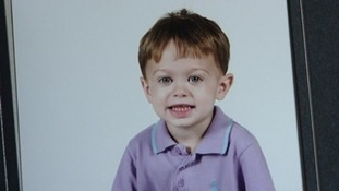 Dylan Cecil, 4, from Kettering