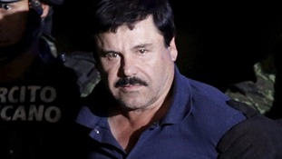 Hollywood dream led to capture of Mexico's drug lord 'El Chapo'