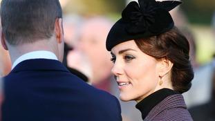 The Duchess of Cambridge celebrated her birthday yesterday