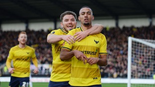 FA Cup match report: Oxford United 3-2 Swansea City