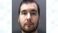 34-year-old Caudery persuaded the 14-year-old victim to send him indecent images of herself