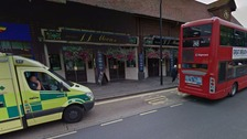 The stabbing took place at the JJ Moon's pub in Hornchurch.