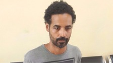 Arthur Simpson-Kent was arrested in western Ghana on Saturday.
