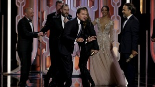Golden Globes 2016: DiCaprio and Stallone among big winners