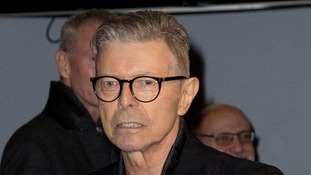 David Bowie, seen last month in New York, has died at the age of 69.