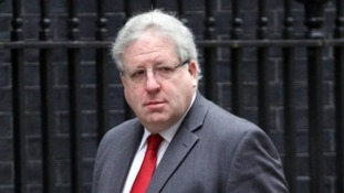 Patrick McLoughlin, appointed as Transport Secretary