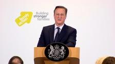 "David Cameron promises a ""revolution"" in mental health care"