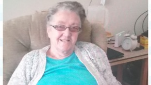 Mary Cope who is missing from Maryport