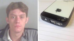 Drug dealer caught with fully-charged stun gun disguised as mobile phone