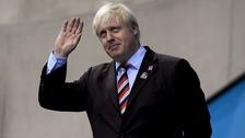 The Mayor of London Boris Johnson.