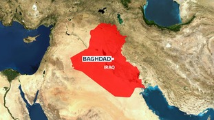Islamic State claims deadly attack on Baghdad shopping centre
