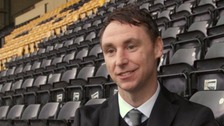 Jamie Fullarton has taken charge at Notts County