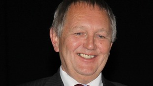 Dumfries and Galloway councillor was taken ill during morning meeting