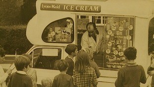Giovanni Rozzo ran a fleet of ice cream vans for 30 years.
