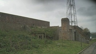 The Bawdsey Radar Transmitter in Suffolk.