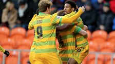 Yeovil Town must now beat Carlisle in a replay.