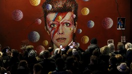 David Bowie: World pays respects after music icon's death