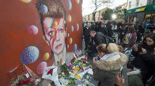 Tributes to Bowie have flooded in from around the world.