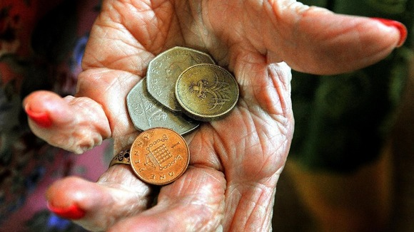 Pensioners hit by 'granny tax'