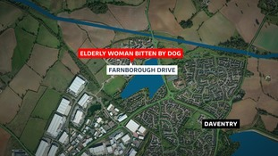 Incident took place along Farnborough Drive in Daventry