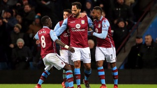 Premier League match report Aston Villa 1-0 Crystal Palace
