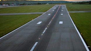 The owner of the 2 'unofficial' airport car parks has been told to close them down.