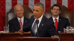 "Barack Obama said he was putting Joe Biden in ""mission control"" of the cancer effort."